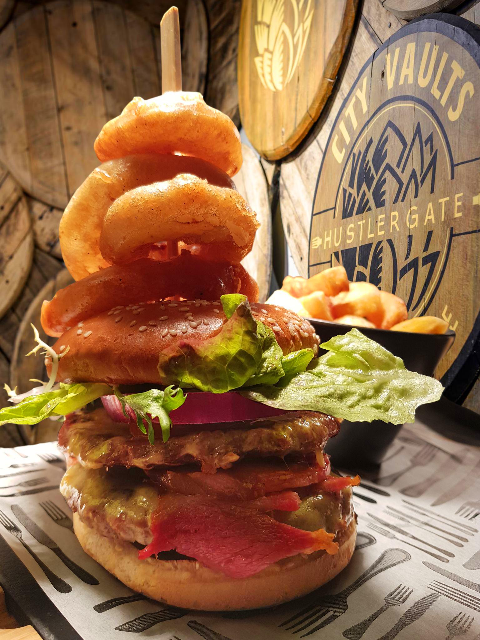 city-vaults-hustlergate-burger